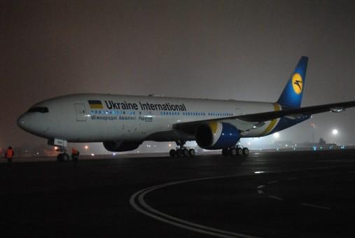 Украинская авиакомпания купила первый дальнемагистральный самолет