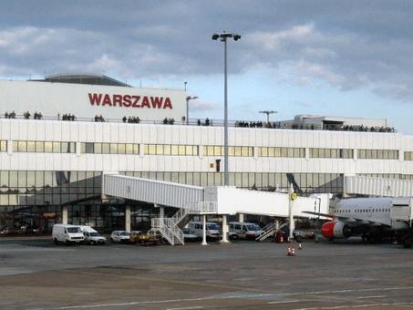 Недалеко от Варшавы построят новый аэропорт