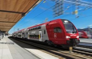 Швеция закупает восемь двухэтажных поездов KISS