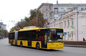 В Киеве удлиняют троллейбусный маршрут по рекомендациям Мирового банка