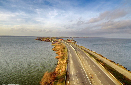 Мост через Хаджибейский лиман обойдется в 500 миллионов