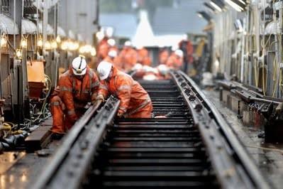 Британские железные дороги ждет модернизация на 65 миллиардов долларов