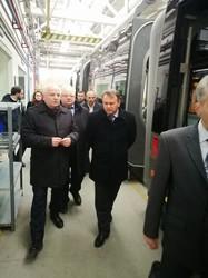 """Как строят трамваи """"Электрон"""" для Киева (ФОТО)"""