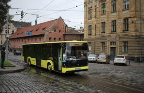 """Столица Закарпатья закупает автобусы """"Электрон"""""""