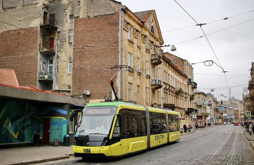 Во Львове хотят пустить трамвай до Северного автовокзала
