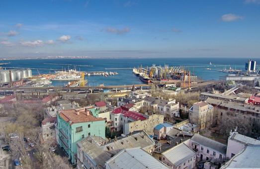 Новый причал для Одесского порта будет строить компания из Мариуполя