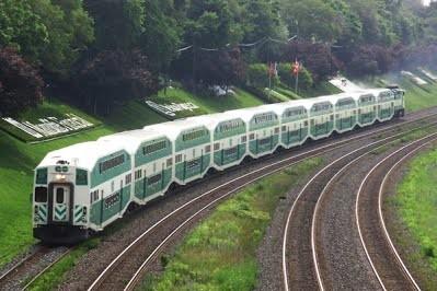 Пригородная железнодорожная сеть Торонтоперейдет на водород