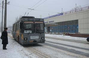 С вечера 28 февраля в Одесской области закрыты дороги