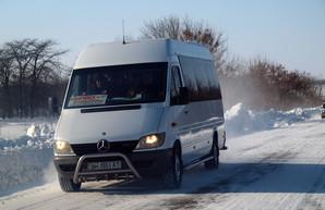 В Одесской области открывают дороги для движениия