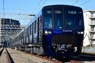 Японский оператор Sagami вводит в эксплуатацию новые электропоезда серии 20000