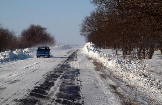 Дороги Одесской области полностью доступны для проезда