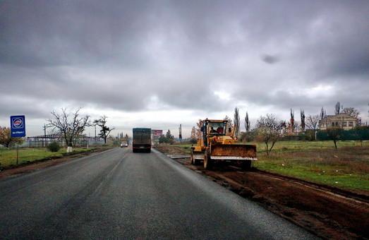 Украинский участок автодороги из Одессы в Польшу обойдется в 400 миллионов евро