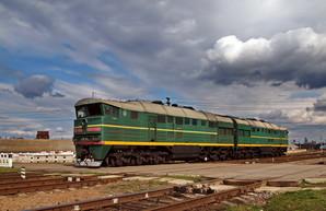 Две трети тепловозов украинских железных дорог неисправны