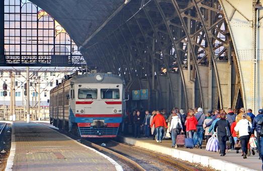 Львовская железная дорога претендует на новые электрички за счет европейского финансирования