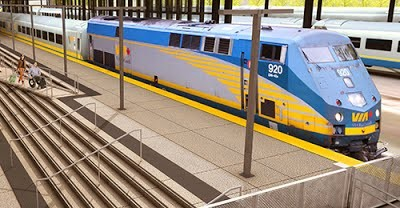 Железные дороги Канады обновляют парк пассажирских дизель-поездов