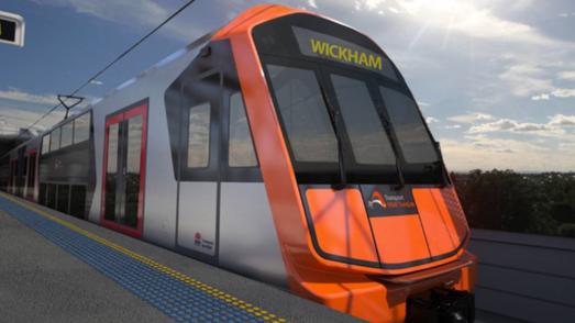Австралия купила поезда которые шире существующих тоннелей в стране