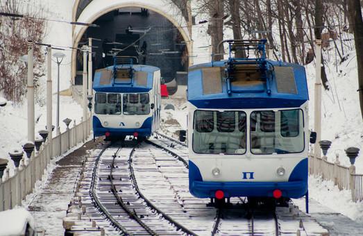 Киев снова пытается обновить вагоны фуникулера