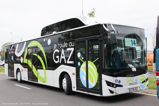 Столица Франции готовится закупить 1000 электрических автобусов