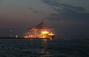 В Одесский морской порт заходит новая контейнернаякомпанияиз Японии