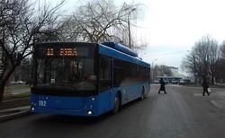 В Ровно запустили на маршруты троллейбусы на аккумуляторах (ФОТО)