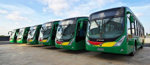 Столица Нигерии закупает 300 автобусов