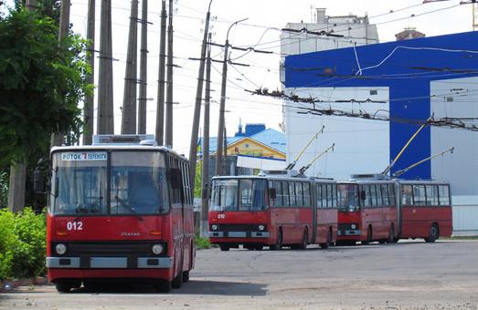Белая церковь закупит троллейбусы и автобусы в лизинг