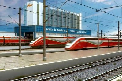 В Марокко запустят первую высокоскоростную железнодорожную линию на Африканском континенте