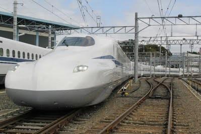 Япония представила высокоскоростной поезд нового поколения N700S