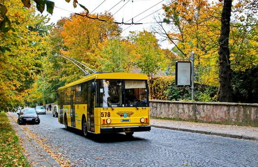 Львов планирует закупить 50 троллейбусов и отремонтировать депо за 15 миллионов евро