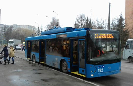 Ровно закупает 7 троллейбусов за 35 миллионов гривен