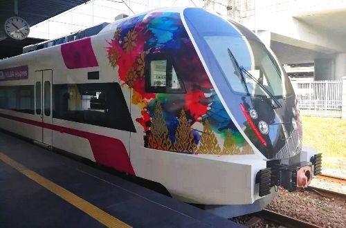 """""""Аэроэкспресс"""" столицы Малайзии запустил новые поезда"""