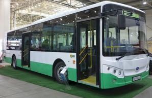 В Житомире началось тестирование первого электробуса