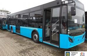 Львов может закупить крупногабаритные автобусы турецкого производства