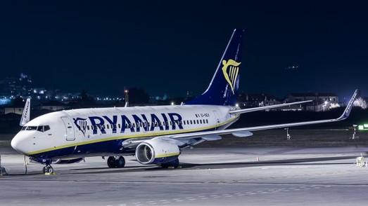 Ирландский лоукостер Ryanair будет продавать авиабилеты от 300 гривен