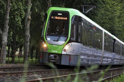 Ганновер заказывает дополнительные трамваи