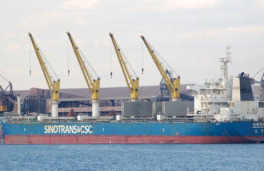 Порт Николаев наращивает перевалку грузов