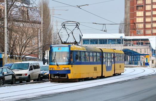"""В Киеве отремонтируют 7 трамваев """"Кобра"""""""