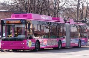 Вторым городом, реализовавшим проект обновления троллейбусов за счет ЕБРР, стал Кременчуг