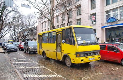 Опубликован график работы низкопольных автобусов в Одессе на апрель