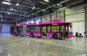 """В Кременчуге планируют закупку дополнительных """"автономных"""" троллейбусов по второму кредиту ЕБРР"""