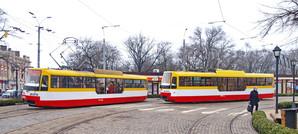 Новые трамваи и новые троллейбусы: в Одессе электротранспорт становится главным перевозчиком