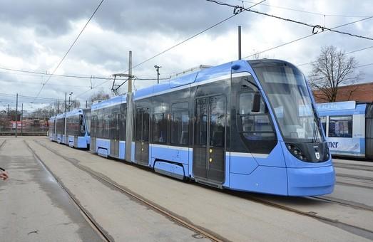 В Мюнхен начались поставки двухсекционных трамваев Siemens