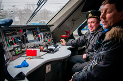 Первый рейс из Кишинева в Одессу совершил модернизированный дизель-поезд (ФОТО)