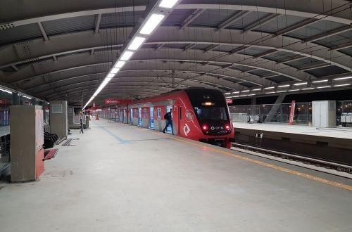 В бразильском Сан-Паулу готовятся к открытию пригородной железнодорожной линии в местный аэропорт