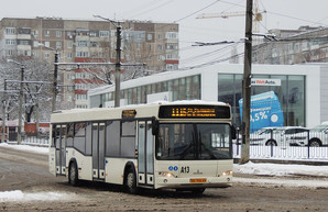 """В Кропивницкий поставят десять автобусов """"МАЗ-103"""""""