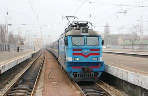 На железной дороге из Киева в Одессу модернизируют пути