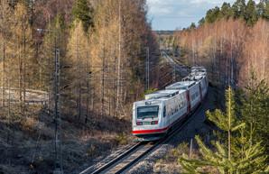 Финляндия построит высокоскоростную железнодорожную линию