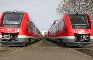 Для Германии закупают 25 поездов для пассажирских перевозок в Баварии