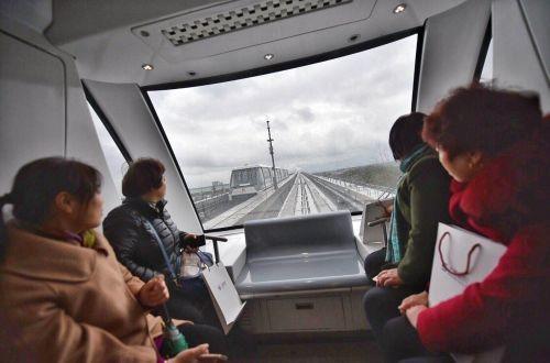 В Шанхае запустили очередную линию метро без машинистов