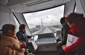 Длина систем метро и трамвая в Китае превысила пять тысяч километров